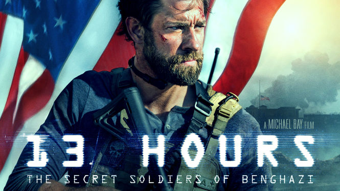 Locandina di 13 Hours: The Secret Soldiers of Benghazi